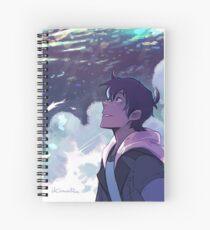 Sky Ocean Spiral Notebook