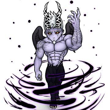 Gray Demon Hendy by Xeanatavara