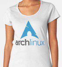 Arch Linux Women's Premium T-Shirt