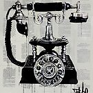 ring ring by Loui  Jover