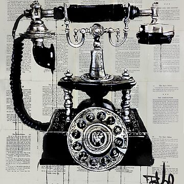 ring ring by LouiJover
