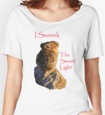 I Seeeek...The Sweet Light Women's Relaxed Fit T-Shirt