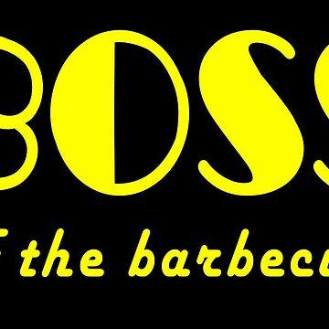 Boss of the BBQ by headpossum