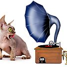 NOT HIS MASTER'S VOICE by Mugsy
