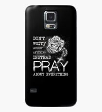 Rosary pray Case/Skin for Samsung Galaxy