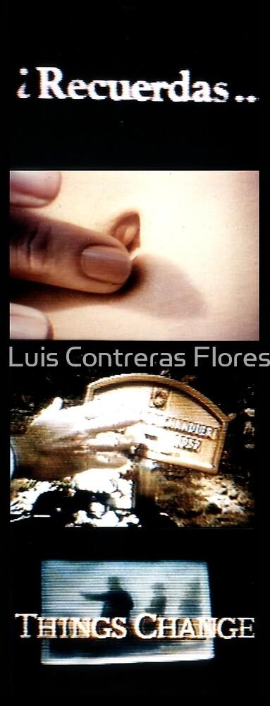 «Things Change» de Luis Contreras Flores