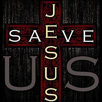 Jesus save us by Lumio