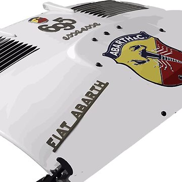 Abarth 695 cover by tfmotorworks
