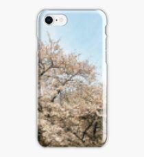 8 Bit Pixel Sakura iPhone Case/Skin