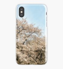 8 Bit Pixel Sakura iPhone Case