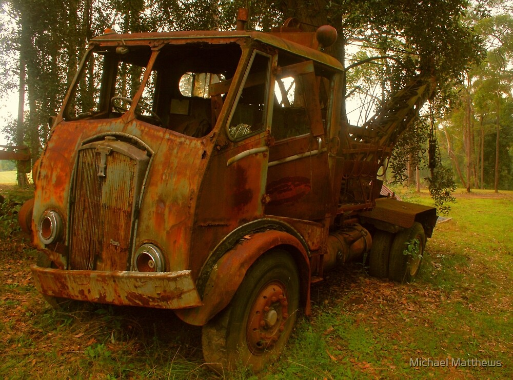 Rusty Trusty by Michael Matthews