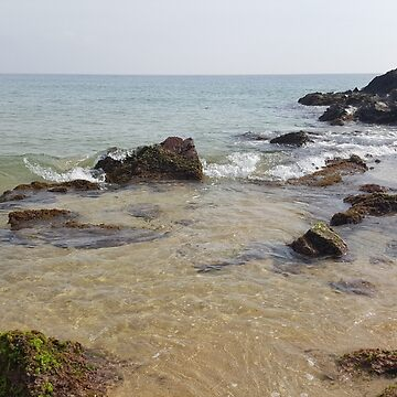 Sea and rocks landscape by Candice68