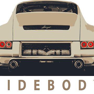 Singer Widebody by tfmotorworks