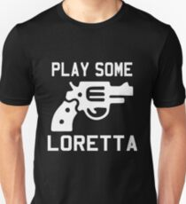 Loretta Unisex T-Shirt