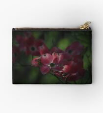 Red Dogwood  Studio Pouch