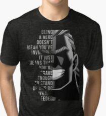 Mein Held, alles kann Vintage T-Shirt