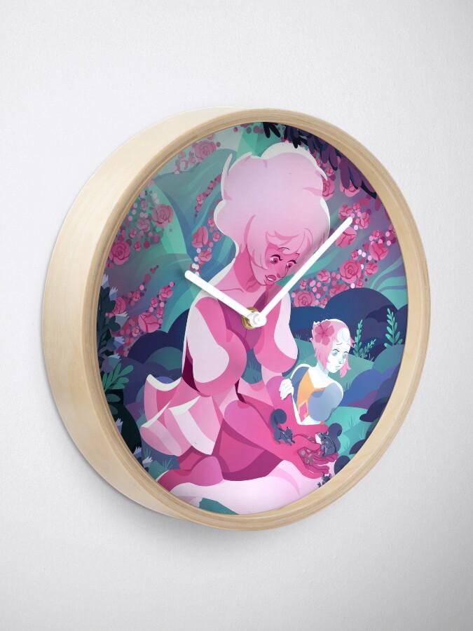 Alternate view of My World Clock