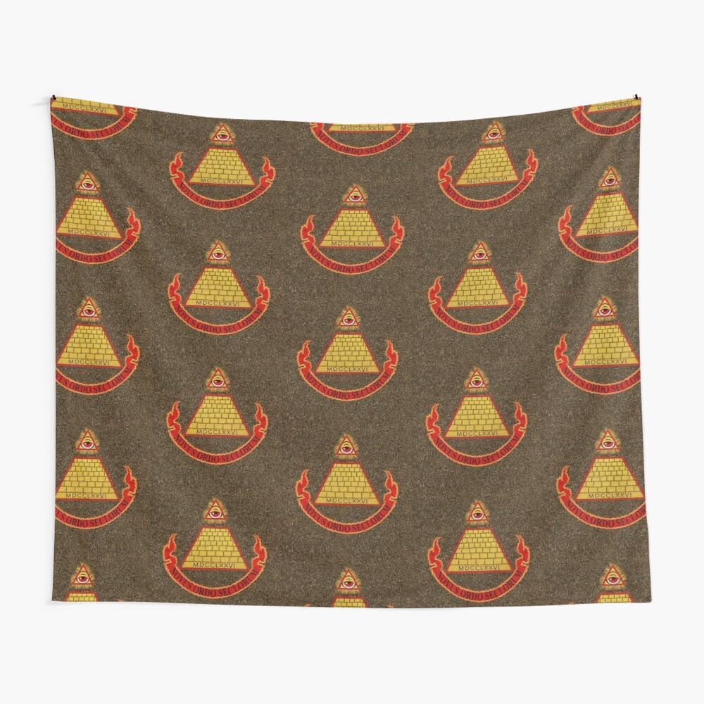 Desperately Seeking Susan Wall Tapestry