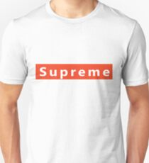 supreme kids Unisex T-Shirt