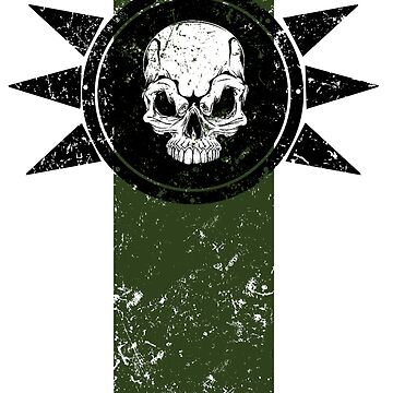 Guardian of Death Skull/Star by simonbreeze