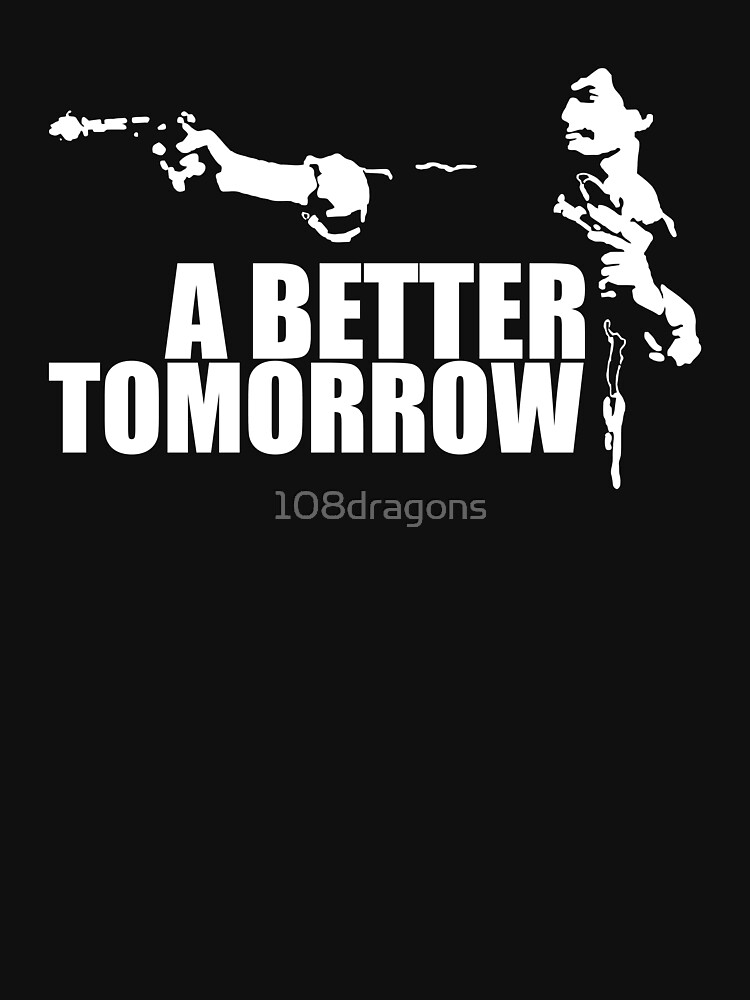 A Better Tomorrow - Chow  Yun Fat - John Woo - Ti Lung - Leslie Cheung - Hong Kong Action by 108dragons