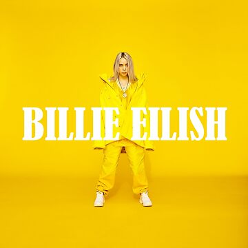 Billie Eilish Merchandise by hannah-g