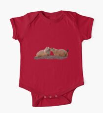 Prairie Dog Kiss One Piece - Short Sleeve