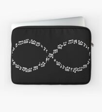 Music is Everything Laptop Sleeve