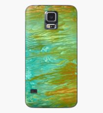 abstract landscape oil painting Case/Skin for Samsung Galaxy