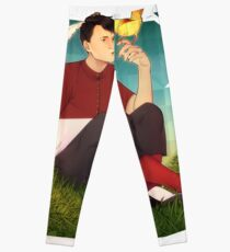 Detroit: Become Human - Connor  Peaceful Moment Leggings