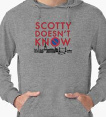 SCOTTY DOESN'T KNOW Lightweight Hoodie