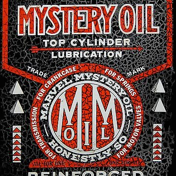 Marvels Mystery OIL by midcenturydave