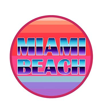 Miami Beach by RealBooBear