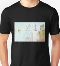 Hello Bird Unisex T-Shirt