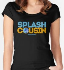 Splash Cousin Women's Fitted Scoop T-Shirt