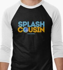 Splash Cousin Men's Baseball ¾ T-Shirt