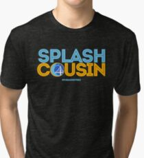 Splash Cousin Tri-blend T-Shirt