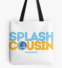 Splash Cousin Tote Bag