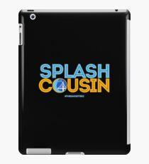 Splash Cousin iPad Case/Skin