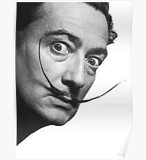 Salvador Dahli, Portrait Poster