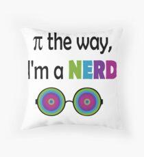 I am a nerd Floor Pillow