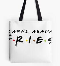Carne Asada Fries Tote Bag