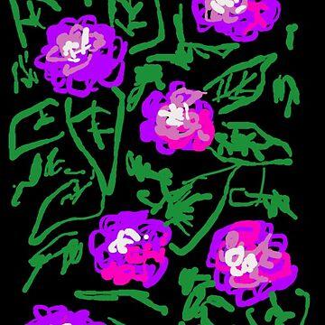 Flowers by Dorejaeger
