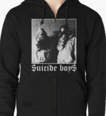 $uicideboy$ Zipped Hoodie