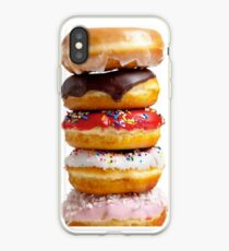 Donuts iPhone Case