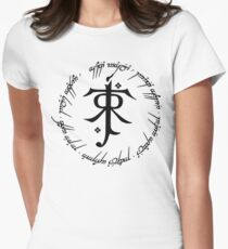 J.R.R. Tolkien Women's Fitted T-Shirt