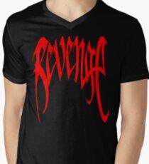 XXXTENTACION Revenge Kill Hoodie Men's V-Neck T-Shirt