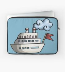 Ocean Liner Ship  Laptop Sleeve