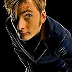 Tenth Doctor - Doctor Who  by TizianaDF