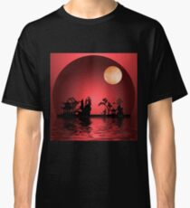 Asia Silhouettes Classic T-Shirt
